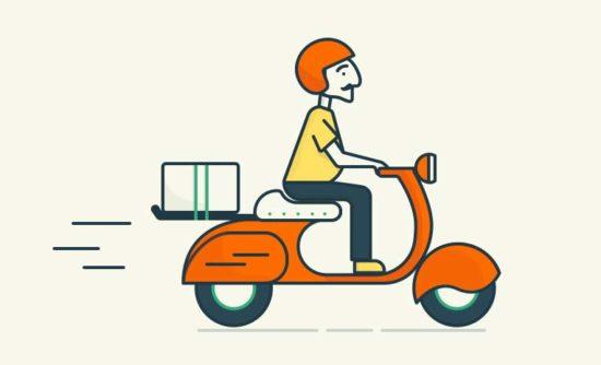 Delivery στο Πολύχρονο
